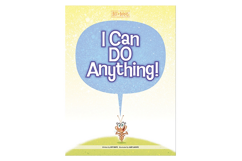 I Can Do Anything! (Best of Buddies) by Jeff White
