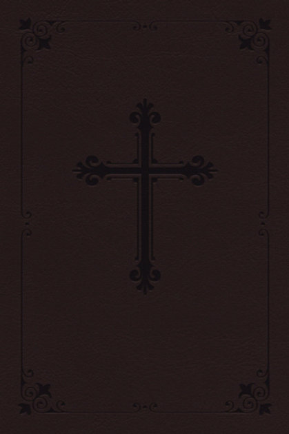 NIV Compact Bible Brown Leathersoft