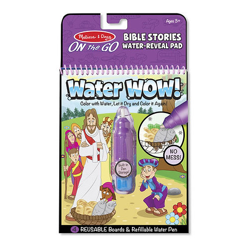 Water WOW! Bible Stories