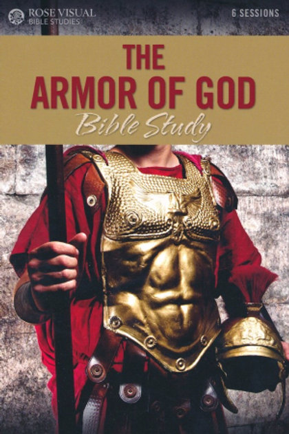 The Armor Of God Rose Visual Bible Study