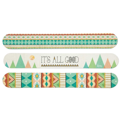 It;s All Good Emery Boards set of 6