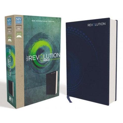 NIV Revolution Bible For Teen Guys