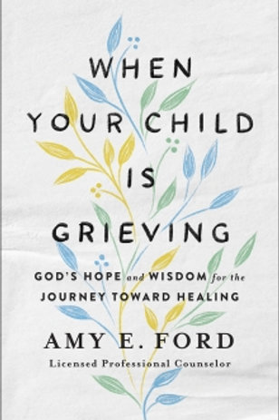 When Your Child Is Grieving God's Hope and Wisdom for the Journey Toward Healing  By Amy Ford