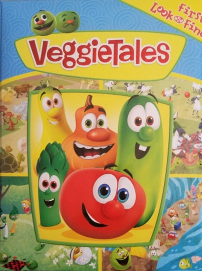 VeggieTales First Look and Find
