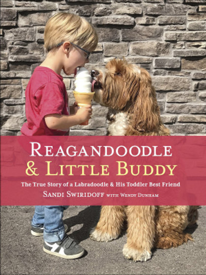 Reagandoodle And Little Buddy The True Story Of A Labradoodle And His Toddler Best Friend