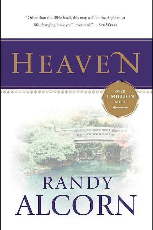 Heaven by Randy Alcorn Hard Cover