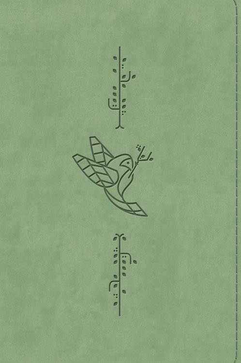 ESV Children's Bible Bird Of The Air Green