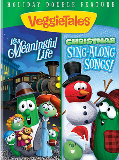 VeggieTales It's A Meaningful Life/Christmas Sing-A-Long Songs