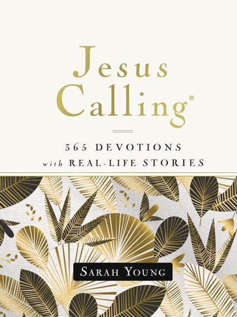 Jesus Calling 365 Devotions With Realy Stories 9781400215058