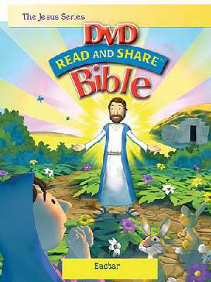 Read And Share: Easter Read And Share DVD Bible
