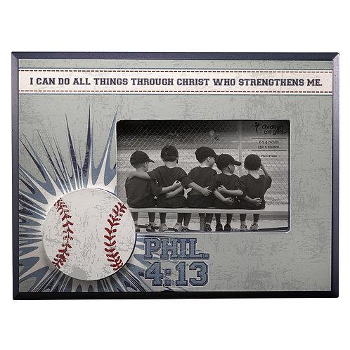 Baseball Photo Frame