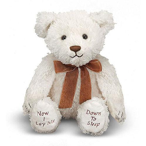 Plush Bedtime Prayer Bear