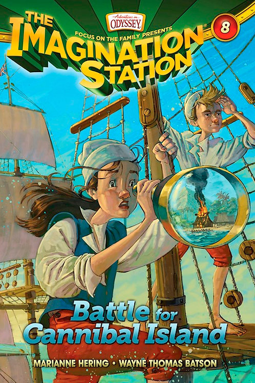 Imagination Station # 8: Battle For Cannibal Island (AIO)