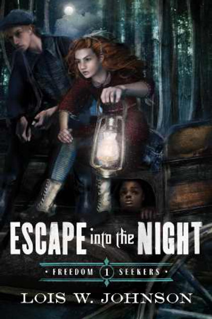Escape Into The Night (Freedom Seekers Book 1) by Lois Johnson