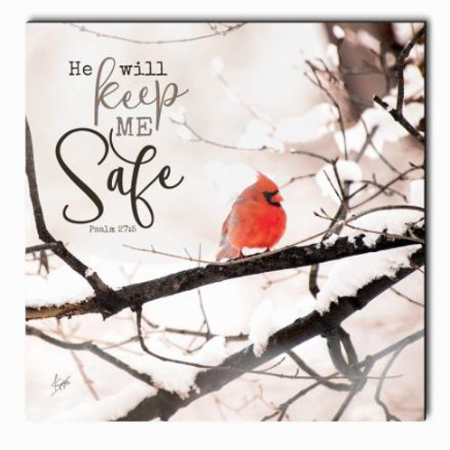 He Will Keep Me Safe Psalm 27:5