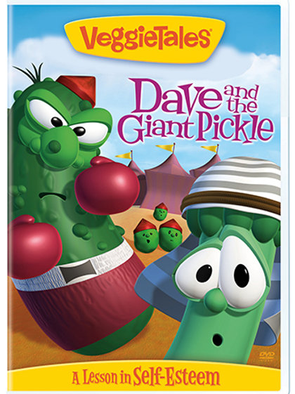 VeggieTales Dave and the Giant Pickle
