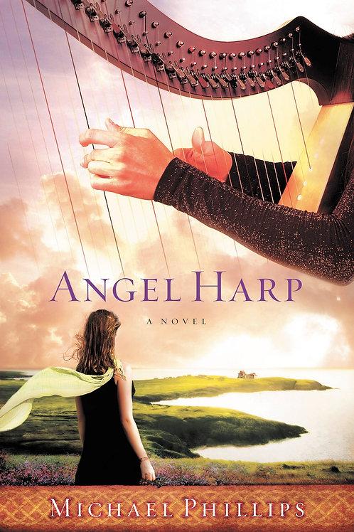 Angel Harp by Michael Phillips