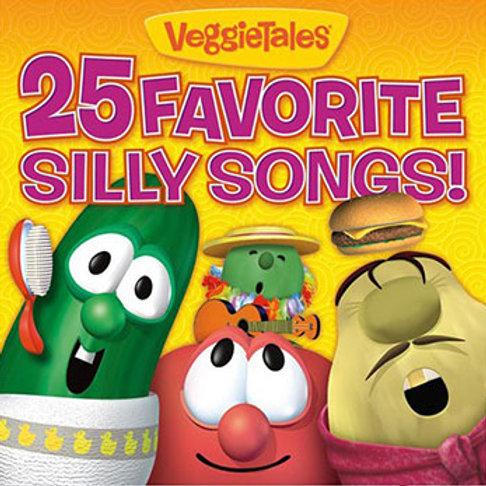 VeggieTales 25 Favorite Silly Songs