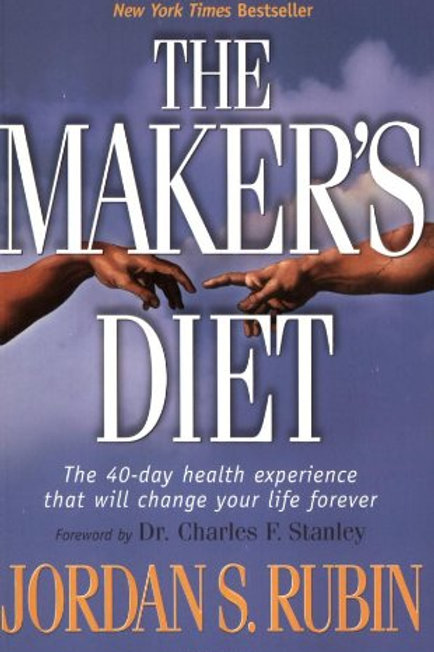 The Maker's Diet by Jordan S. Rubin