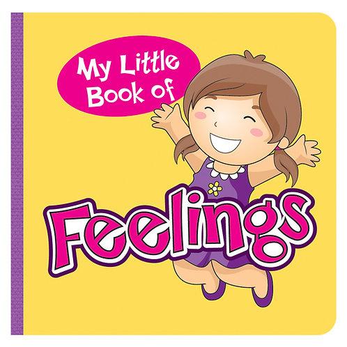 My Little Book Of Feelings