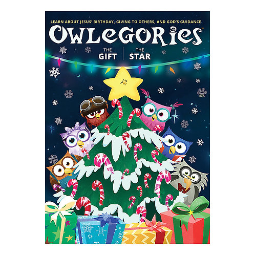 Owlegories The Gift The Star