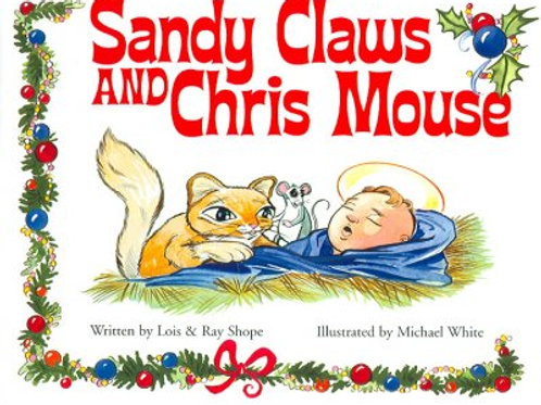 Sandy Claws and Chris Mouse