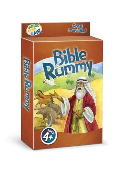 Bible Rummy Jumbo Card Game