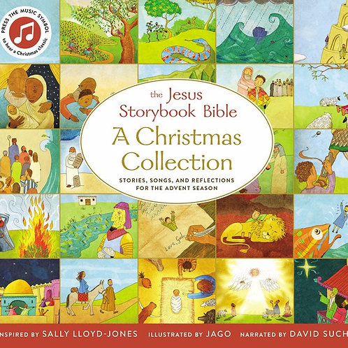 THE JESUS STORYBOOK BIBLE A CHRISTMAS COLLECTION
