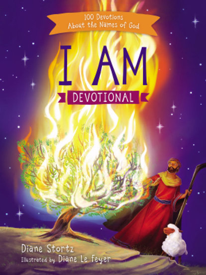 I Am Devotional by Diane Stortz