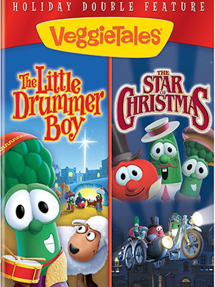 VeggieTales Holiday Double Feature: The Little Drummer Boy / The Star Of Christmas