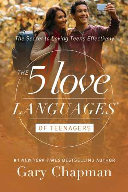 The 5 Love Languages of Teenagers (Repack) by Dr. Gary Chapman