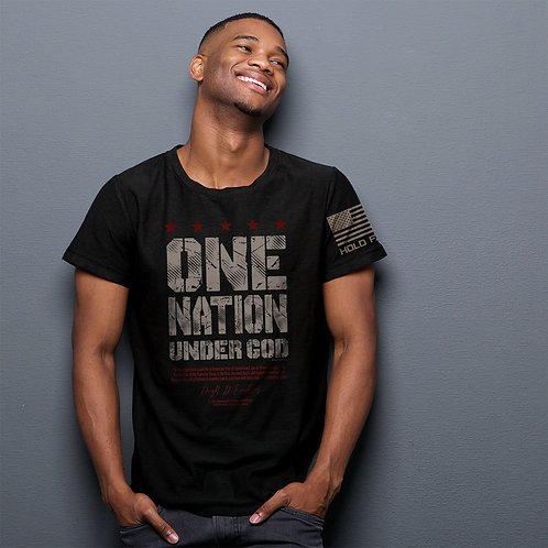 Hold Fast One Nation Under God T-Shirt