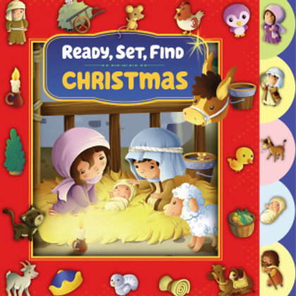 Ready, Set, Find Christmas