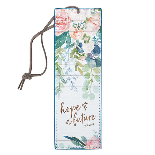 Hope and Future LuxLeather Pagemarker