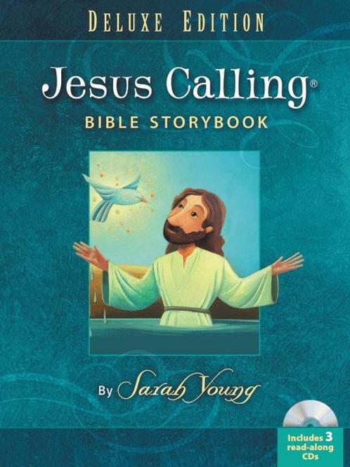 Jesus Calling Storybook Bible Deluxe Edition