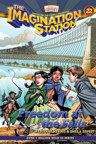 Freedom At The Falls Adventures In Odyssey #22