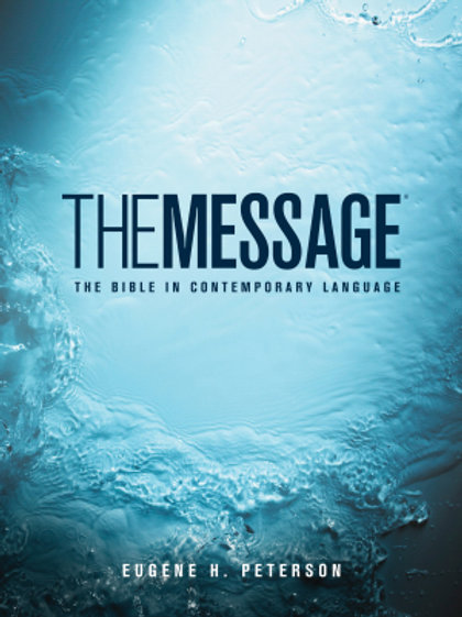 The Message Numbered Edition Hard Cover