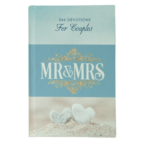 Mr. And Mrs. 366 Devotionals for Couples