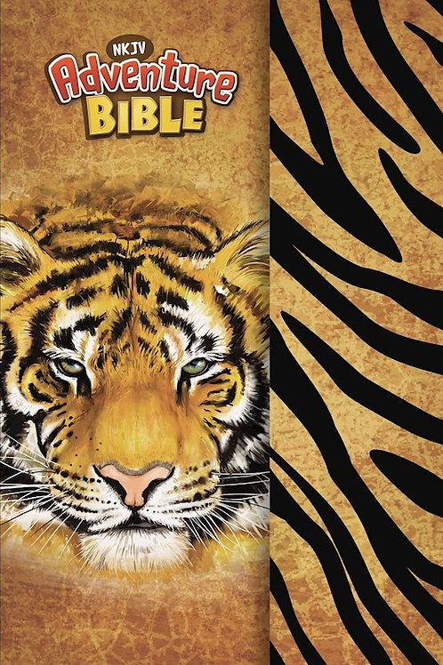 NKJV Adventure Bible-Full Color Hardcover w/Magnetic Flap