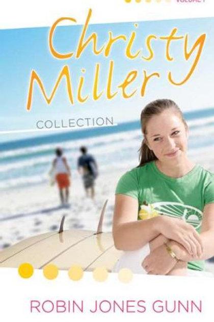 Christy Miller Collection Books 1-3 by Robin Jones Gunn