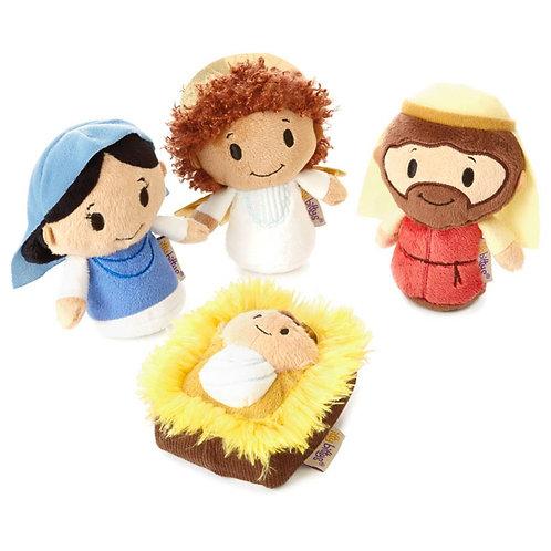 Itty Bitty Nativity Set by Hallmark
