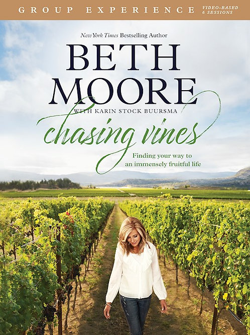 Chasing Vines Group Experience by Beth Moore