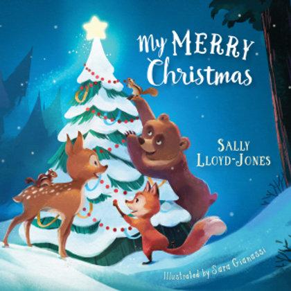 My Merry Christmas by Sally Lloyd Jones