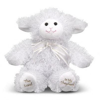 23rd Psalm Lamb Plush