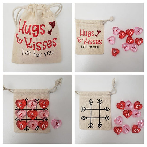 Valentine's Day Tic-Tac-Toe