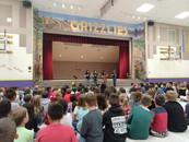 Willow String Quartet at Zuni Hills Elementary School
