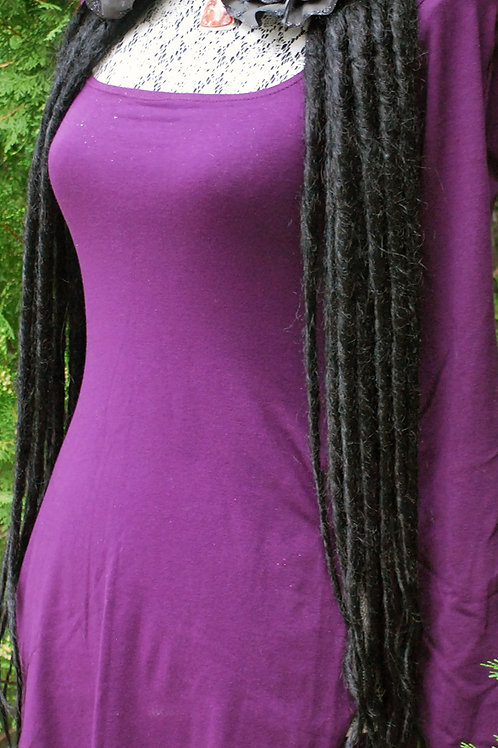 Diva Dreads Signature Dreads in Color #1 (Jet Black)