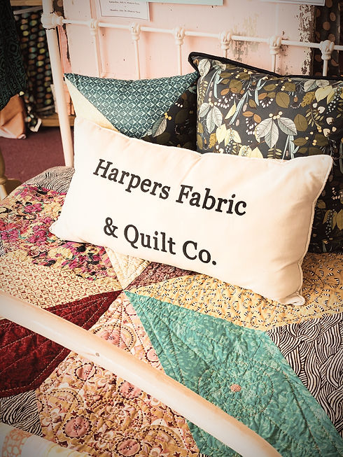 Harpers Fabric and Quilt Co.
