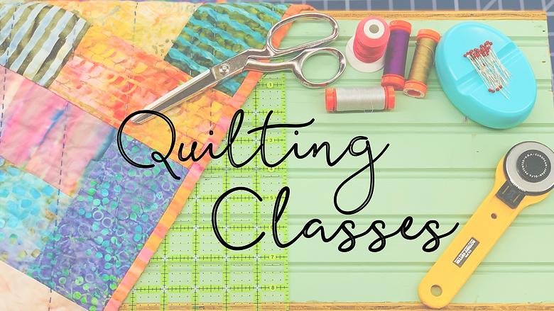 Harper's Fabric Quilting Classes