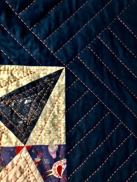 BIG Easy Hand Quilting [August]